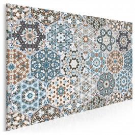 Perły Maroka - nowoczesny obraz na płótnie