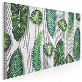 Zielono mi - nowoczesny obraz do salonu