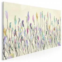 Utopia codzienności - nowoczesny obraz na płótnie - 120x80 cm