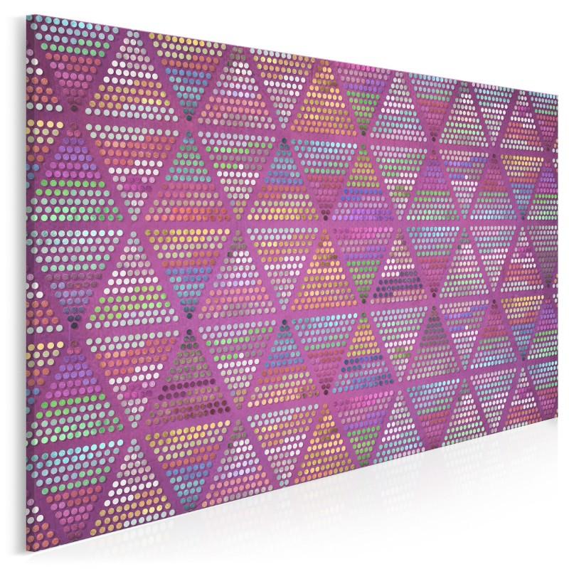 Busola impresji - nowoczesny obraz na płótnie - 120x80 cm