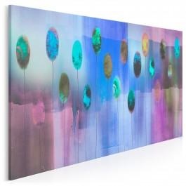 Zatrzymać moment - nowoczesny obraz na płótnie - 120x80 cm