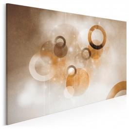 Liryka wyobraźni - nowoczesny obraz na płótnie - 120x80 cm
