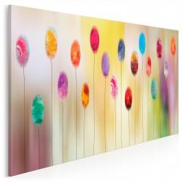 Zatrzymać chwilę - nowoczesny obraz na płótnie - 120x80 cm