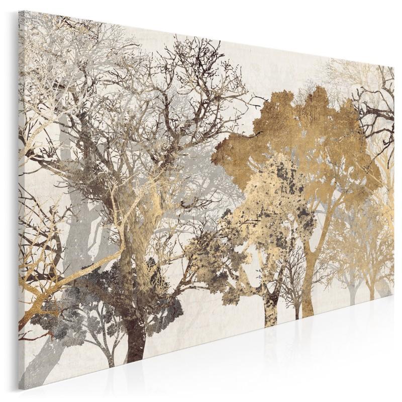 Energia spokoju - nowoczesny obraz do sypialni - 120x80cm