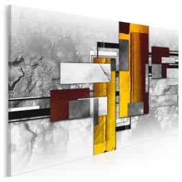 Spokój doskonały - nowoczesny obraz na płótnie - 120x80 cm