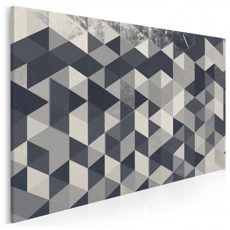 Myśli i słowa - nowoczesny obraz na płótnie - 120x80 cm
