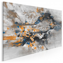 Przylądek snów - nowoczesny obraz na płótnie - 120x80 cm