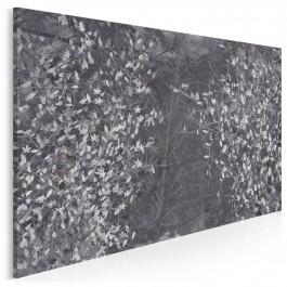 Zimowy sen - nowoczesny obraz na płótnie - 120x80 cm