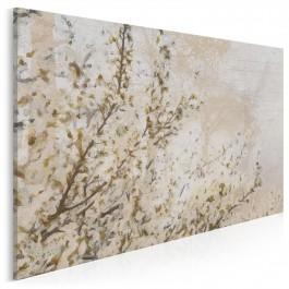 Kraina kwitnącej wiśni - nowoczesny obraz do salonu - 120x80 cm