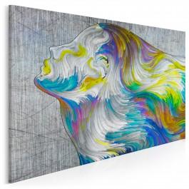 Katharsis - nowoczesny obraz na płótnie - 120x80 cm