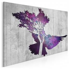 Czas pokoju - nowoczesny obraz na płótnie - 120x80 cm