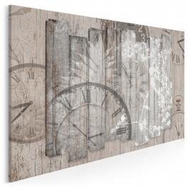 Nieuchwytność chwil - nowoczesny obraz na płótnie - 120x80 cm