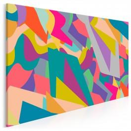 Orzeźwiające Aperacjum - nowoczesny obraz na płótnie - 120x80 cm