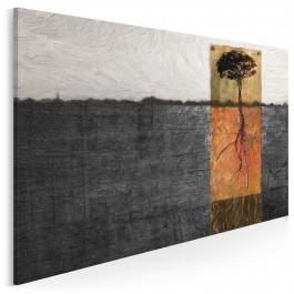 Dar życia - nowoczesny obraz na płótnie - 120x80 cm