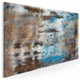 Rozdroża niepewności - nowoczesny obraz na płótnie - 120x80 cm