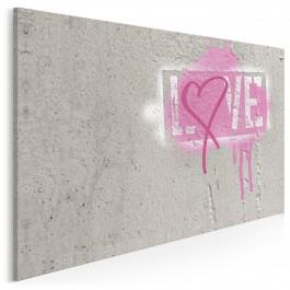 Love - zdjęcie na płótnie