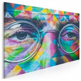 Imagine - nowoczesny obraz na płótnie - 120x80 cm