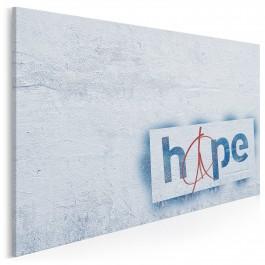 Hope - fotoobraz do salonu - 120x80 cm