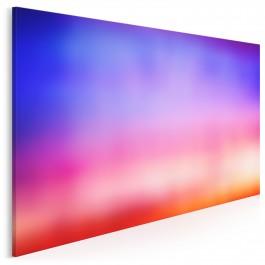Interferencja - nowoczesny obraz na płótnie - 120x80 cm