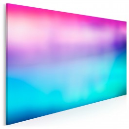 Dyfrakcja - nowoczesny obraz na płótnie - 120x80 cm