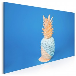 Ananasowe rewolucje - fotoobraz do kuchni