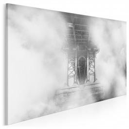 Most zatracenia - fotografia na płótnie - 120x80 cm