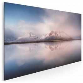 Korona ziemi - fotoobraz na płótnie - 120x80 cm