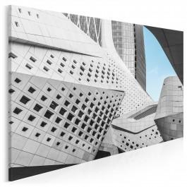 Futurystyczna wizja - fotografia na płótnie - 120x80 cm
