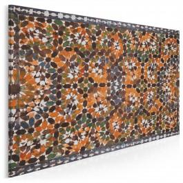 Figa z makiem - zdjęcie na płótnie - 120x80 cm