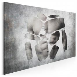 Męskie ego - nowoczesny obraz do sypialni - 120x80 cm