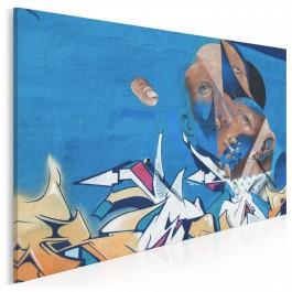 Transformacja jaźni - fotoobraz do salonu - 120x80 cm