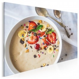 Smoothie bowl - fotoobraz do kuchni