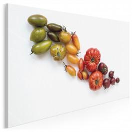 W pięciu smakach - fotoobraz do kuchni