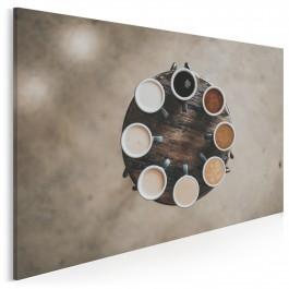 Kofeinowa ruletka - fotoobraz do kuchni