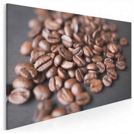 Aromatyczna arabica - fotoobraz do kuchni - 120x80 cm