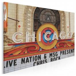 Chicago - fotoobraz na płótnie - 120x80 cm