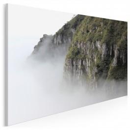 Sięgnąć chmur - zdjęcie na płótnie - 120x80 cm