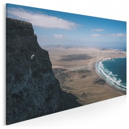 Dzikie lądy - zdjęcie na płótnie - 120x80 cm