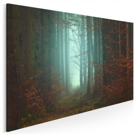 W nieznane - zdjęcie na płótnie - 120x80 cm