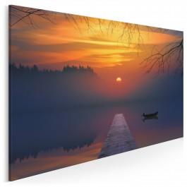 Letnie namiętności - fotoobraz do salonu - 120x80 cm