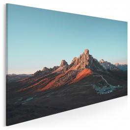 Obieżyświat - fotoobraz na płótnie - 120x80 cm