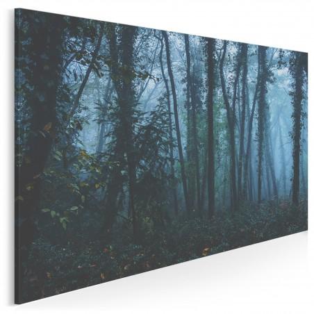Zakazany las - zdjęcie na płótnie - 120x80 cm