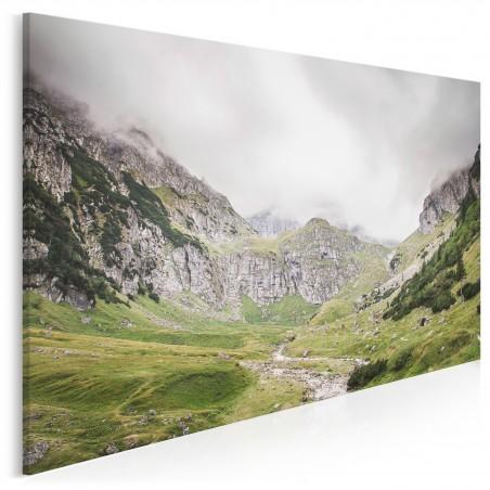 Ciche wzgórza - zdjęcie na płótnie - 120x80 cm