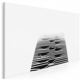 Koniec i początek - fotografia na płótnie - 120x80 cm