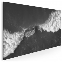 Surfer - fotografia na płótnie