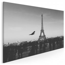 Wieża Eiffla - fotoobraz na płótnie - 120x80 cm