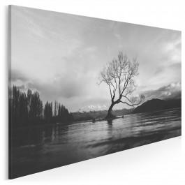 Dokonać niemożliwego - fotografia na płótnie - 120x80 cm