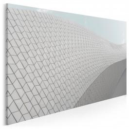 Droga do nieskończoności - fotoobraz na płótnie - 120x80 cm