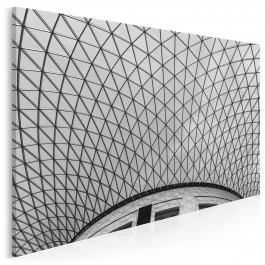 Okno na świat - nowoczesny obraz na płótnie