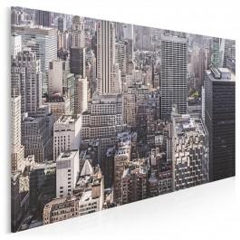 Miliony okien Nowego Jorku - nowoczesny obraz na płótnie